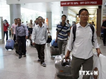 Over 130,000 laborers head overseas for work in 11 months