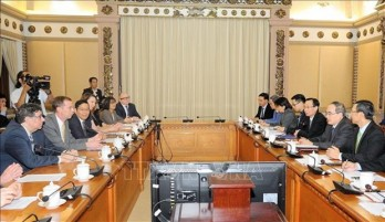 HCM City eyes stronger education cooperation with US