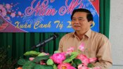Secretary of Provincial Party Committee - Pham Van Ranh visits and wishes border guard mission happy Tet