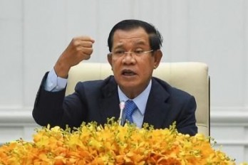 Cambodia cancels all int'l meetings amid COVID-19