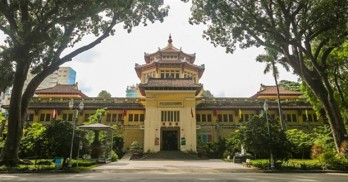 HCM City Museum of History offers more than 40,000 artifacts