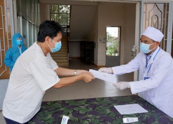 Up to April 3, Long An has 271 cases completed concentrated isolation