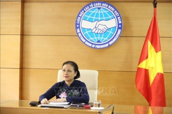 ASEAN, China's friendship organizations hold video meeting on COVID-19