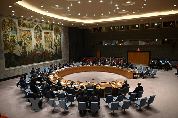 A meeting of the UN Security Council in New York (Photo: AFP/ VNA)