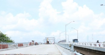 Tan An 4 Bridge expected to open traffic in early June 2020