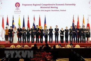 Signing of RCEP to help post-pandemic regional economic recovery: Lao official