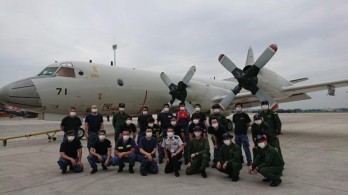 Japan thanks Vietnam for assisting military aircraft in trouble