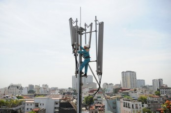 Viettel to operate 1,000 new-technology BTSs in Hanoi by year's end