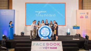 """Facebook launches """"We Think Digital"""" programme for Vietnamese youths"""