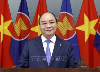 PM Nguyen Xuan Phuc's message on ASEAN's anniversary