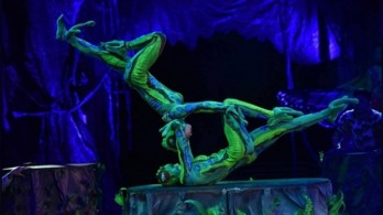Circus, traditional arts to be combined on stage for first time