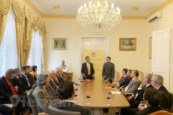 Vietnam's 75th National Day observed in Hungary