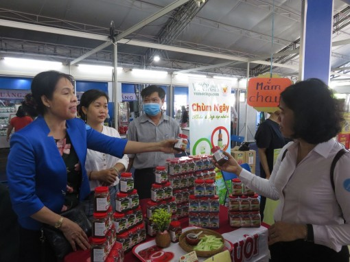 Long An connects supply and demand of goods in Ho Chi Minh City and other provinces, cities in 2020