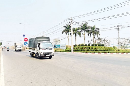 Traffic invested, development prospects opened up